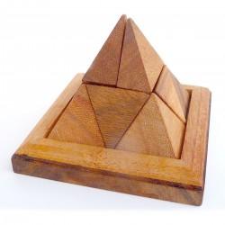 Pirámide 9 piezas