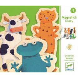 Animales locos magnéticos