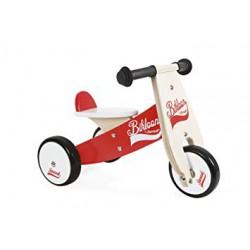 Bicicleta sin pedales de madera Bikloon