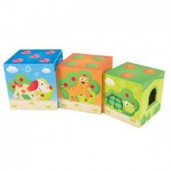 Cubos apilables pepe & friends