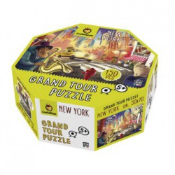 Puzzle gran tour nueva york 150pcs