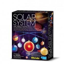 Kidzlabs móvil brillante sistema solar