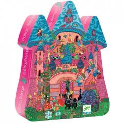 Puzzle el Castillo Mágico