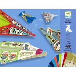 Origami pilotos