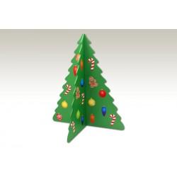 Kit árbol de Navidad + pegatinas