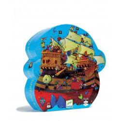 Puzzle del Barco de Barbarroja
