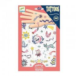 Tatuajes de dulces sueños