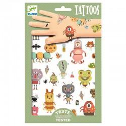 Tatuajes Monstruos