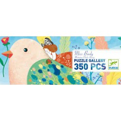 Puzzle Gallery 350 pcs Miss Birdy