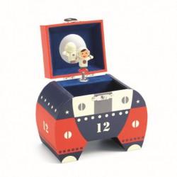 Caja de música Cohete Polo 12