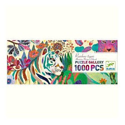 Puzzle Gallery 1000 Rainbow tigers