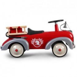 Correpasillos Vintage Speedster Camión De Bomberos