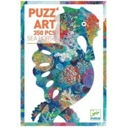 Puzzle Arte Caballito de Mar