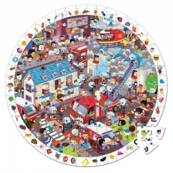 Observation Puzzle Kitchen