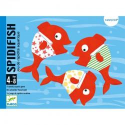 Spidifish. Juego de rapidez acuática