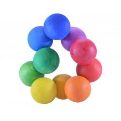 Pulsera de bolas 10 Colores