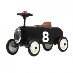 Correpasillos Racer negro