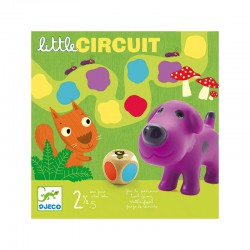 Little Circuit Carreras de animales