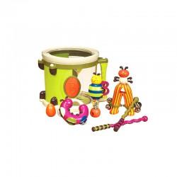 B.  Parum Pum Pum Set de instrumentos