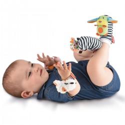 Sonajeros pies y muñecas Granja