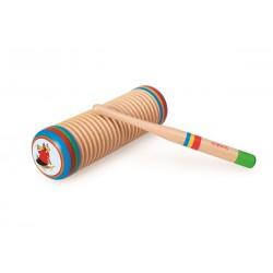 Instrumento musical GÜIRO-SHAKER