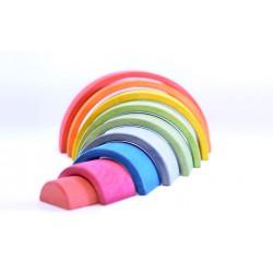 Arcoíris mediano 9 colores