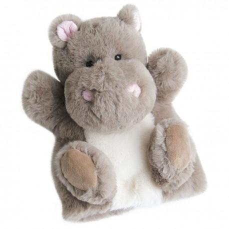 Marioneta peluche Hipopótamo