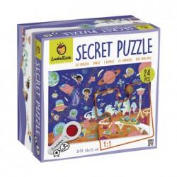 Puzzle secreto del espacio 24pcs