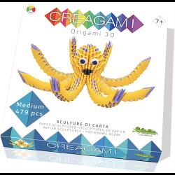 Pulpo Origami