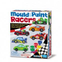 Moldea y pinta camiones coches de carreras