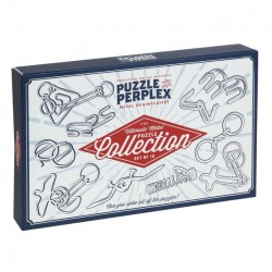 Ultimate Metal Puzzle Collection (Set of 10)