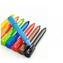 12 lápices pastel de gel