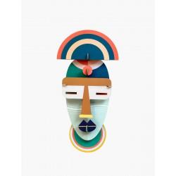 Máscara brooklyn