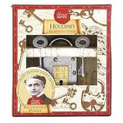 Puzzle de escapología de Great Minds Houdini
