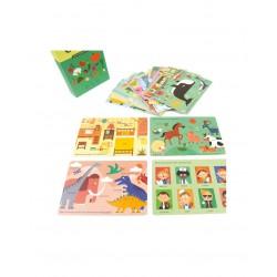 Cartas Cognitivas- Enciclopedia de la vida