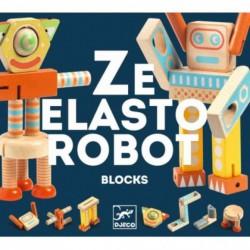 Construcción Ze Elastorobot