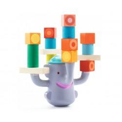 Primera Edad Elefante Equilibrista
