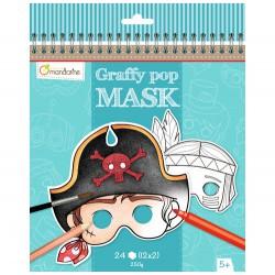 Graffy Pop Mask, Cuentos de Grimm