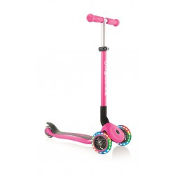 PATINETE PRIMO LIGHTS DEEP ROSA