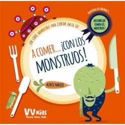 A comer...con los monstruos!