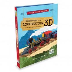Construye una locomotora -...