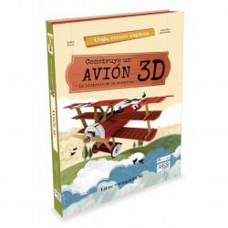 Construye el avión - 3D....