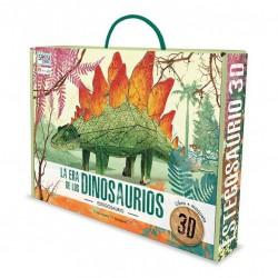 Dinosaurios 3D. La era de...