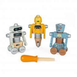 BRICO'KIDS DIY ROBOTS