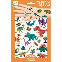 Tatuajes Dino club