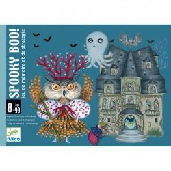 Cartas Spooky Boo!
