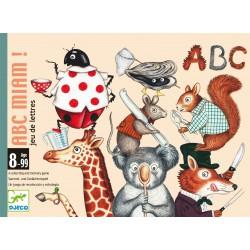 Cartas ABC Miam