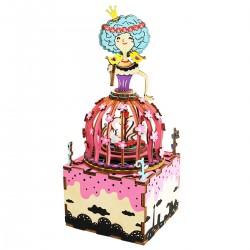 Caja Musical Princess