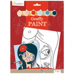 Graffy Paint Bohemia