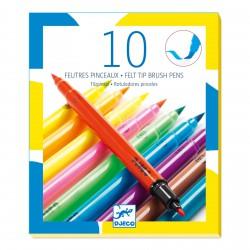 Colores 10 rotuladores...
